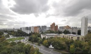 Royal Apartment on Petrozavodskaya, Ferienwohnungen  Moskau - big - 45