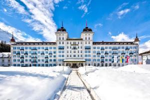 Grand Hotel des Bains Kempinski - St. Moritz
