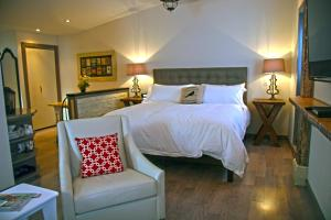 East & Main Suites, Apartmány  Wellington - big - 8
