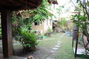 Casa Recanto dos Sabiás, Penziony  Ponta de Aratuba - big - 9
