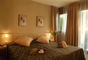 Hôtel Les Esclargies, Hotel  Rocamadour - big - 12