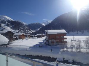 Hotel Furka, Inns  Oberwald - big - 20