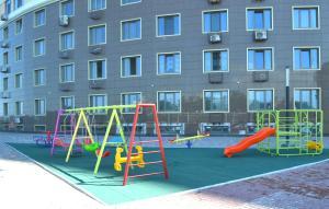 sea pearl apartments 27, Apartmanok  Odessza - big - 5