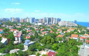 sea pearl apartments 27, Apartmanok  Odessza - big - 11