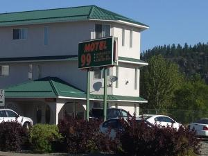 Motel 99, Motel  Grand Forks - big - 33