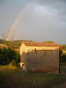 Turismo Rural Can Pol de Dalt - Bed and Bike, Case di campagna  Bescanó - big - 2