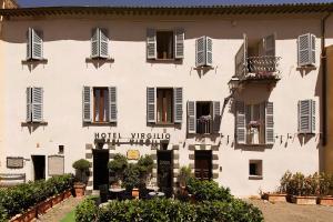 Hotel Virgilio - Civitella d'Agliano