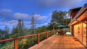 Ball Bay House - Norfolk Island Holiday Homes, Dovolenkové domy  Burnt Pine - big - 34