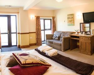 Double Room Fernhill Bed and Breakfast