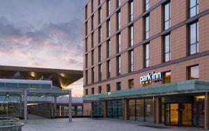 Отель Парк Инн от Рэдиссон Пулково Аэропорт, Санкт-Петербург