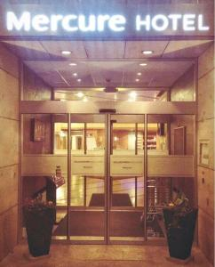 Mercure Hotel Bad Homburg Friedrichsdorf, Szállodák  Friedrichsdorf - big - 44