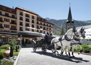 Grand Hotel Zermatterhof - Zermatt