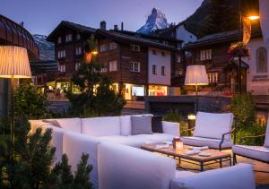 Grand Hotel Zermatterhof, Hotels  Zermatt - big - 69