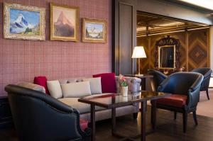 Grand Hotel Zermatterhof, Hotels  Zermatt - big - 70