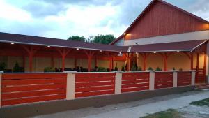 Club Motel, Motel  Kétegyháza - big - 35