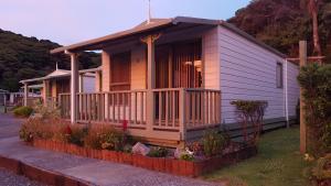 Oamaru Bay Tourist Park, Holiday parks  Coromandel Town - big - 19
