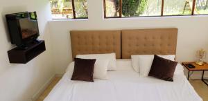 Casa Villa Elena, Отели типа «постель и завтрак»  Чия - big - 28