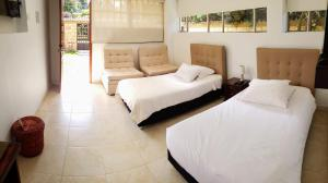 Casa Villa Elena, Отели типа «постель и завтрак»  Чия - big - 32