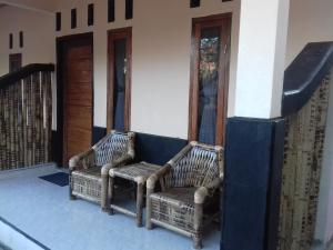 Telage Indah Homestay, Проживание в семье  Кута Ломбок - big - 1