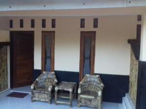 Telage Indah Homestay, Проживание в семье  Кута Ломбок - big - 4