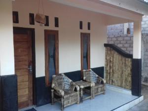 Telage Indah Homestay, Проживание в семье  Кута Ломбок - big - 7