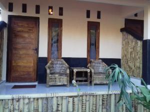 Telage Indah Homestay, Проживание в семье  Кута Ломбок - big - 8