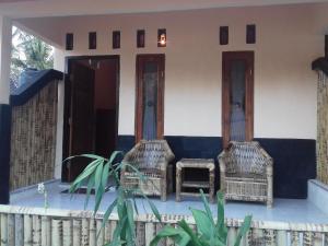 Telage Indah Homestay, Проживание в семье  Кута Ломбок - big - 9