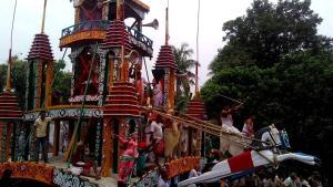 Shree Hari Guest House, Affittacamere  Guptipara - big - 26