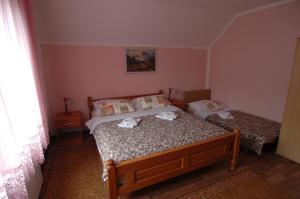 Rooms Family Glumac, Penzióny  Jezerce - big - 51