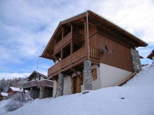 Location gîte, chambres d'hotes Spacious Chalet in Vallandry near Ski Area dans le département Savoie 73