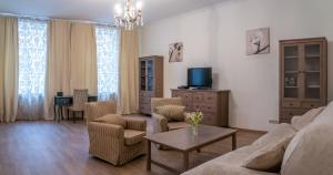 Малая Садовая, Apartmány - Petrohrad