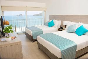 Tamaca Beach Resort Hotel by Sercotel Hotels, Hotels  Santa Marta - big - 68
