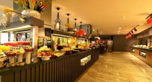 Oba Star Hotel - Ultra All Inclusive, Szállodák  Alanya - big - 87
