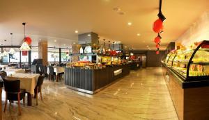 Oba Star Hotel - Ultra All Inclusive, Szállodák  Alanya - big - 91