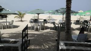 Apartahotel Caribe Paraiso, Апарт-отели  Хуан-Долио - big - 91