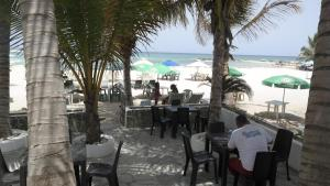 Apartahotel Caribe Paraiso, Апарт-отели  Хуан-Долио - big - 90