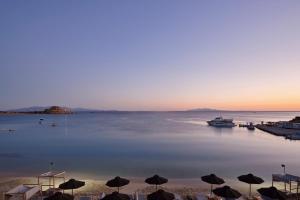 Mykonos Kosmoplaz Beach Resort Hotel, Hotel  Platis Yialos Mykonos - big - 44