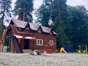 Cottage on Bankovskaya 18 - Verkhniy Arkhyz