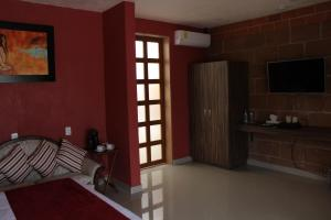 Hotel Boutique La Herencia, Hotely  Tequisquiapan - big - 40