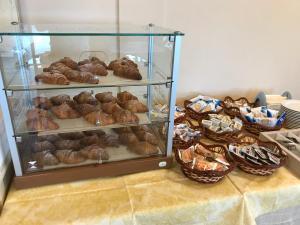 Borgo San Cosmo Tropea, Bed & Breakfasts  Brattirò - big - 53