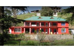 Auberges de jeunesse - Valley View rooms near Khajjiar Lake