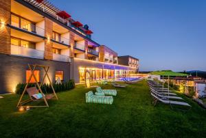 Hüttenhof - Wellnesshotel & Luxus-Bergchalets - Grainet