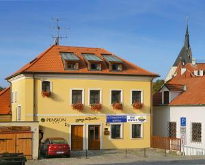 Hotel Garni Myší Díra - Český Krumlov