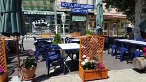 Hôtel Restaurant Glaizette