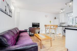 Modern Apartment Rooms in Vauxhall Zone 1 London - London