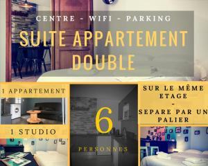 obrázek - SUITE APPARTEMENT DOUBLE - Topdestination-Dijon