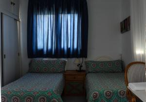 Double or Twin Room Hostal Playa Hidalgo