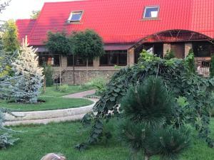 Guesthouse Saksonia, Pensionen  Goryachiy Klyuch - big - 104