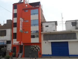 Hostal Turístico Huella's, Vendégházak  Trujillo - big - 16