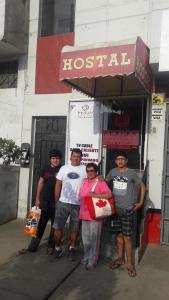 Hostal Turístico Huella's, Vendégházak  Trujillo - big - 36